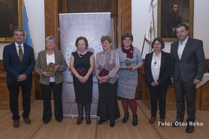 A bogyiszlói hagyományőrzők az év civil szervezete