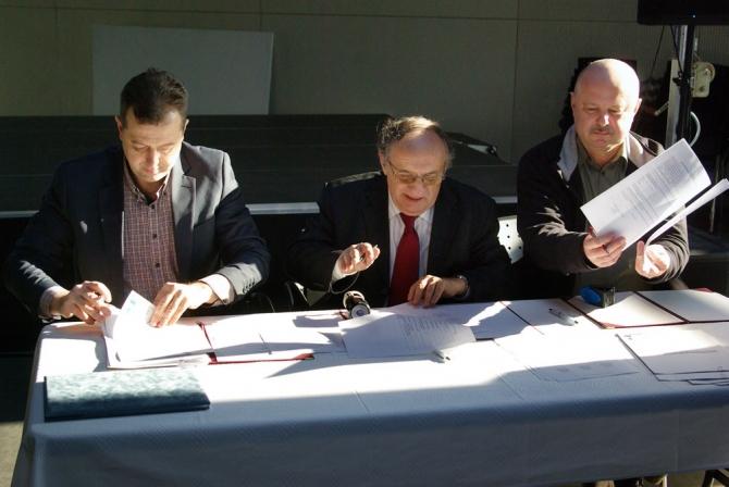A foglalkoztatás növeléséért kötöttek megállapodást Szekszárdon