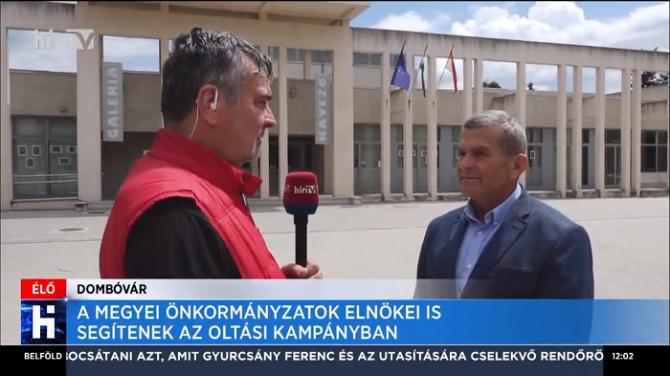 Fehérvári Tamást kérdezte a Hír TV a koronavírus kapcsán