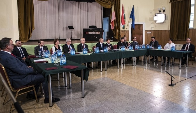 Fehérvári Tamás az új megyei közgyűlés elnöke
