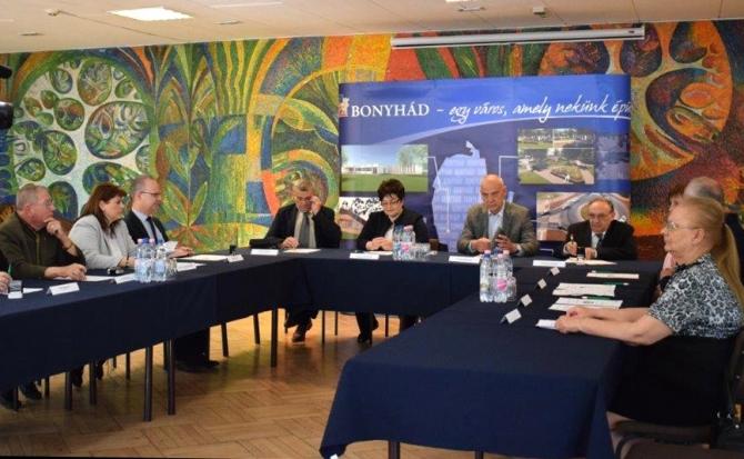 Együttműködés a Bonyhád járási foglalkoztatási paktum keretében