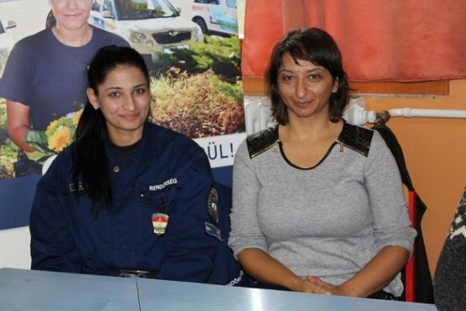 Pályázatot hirdet a Rendőrség roma fiataloknak
