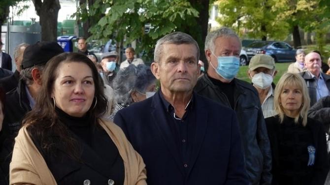 Nemzeti Összetartozás Tere Dombóváron