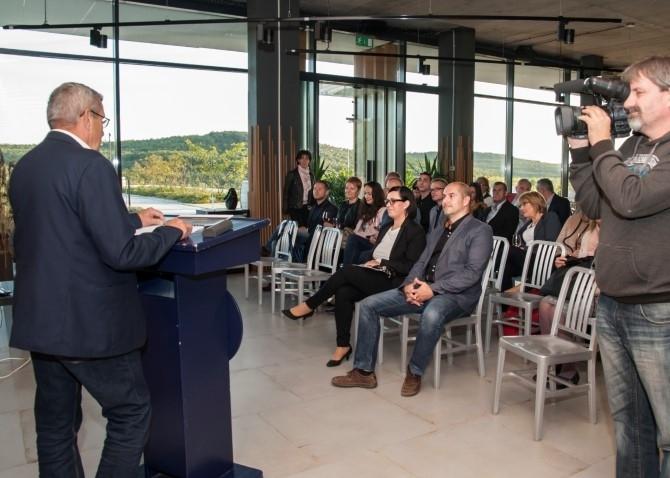 Fehérvári Tamás: zajlanak a TOP-os fejlesztések