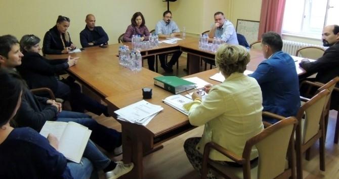 Üléseztek a Sió projektek konzorciumi partnerei