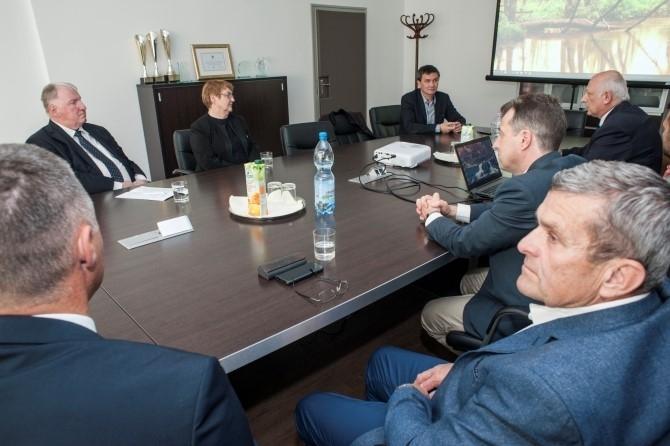Elnöki vizit Tolna megyében