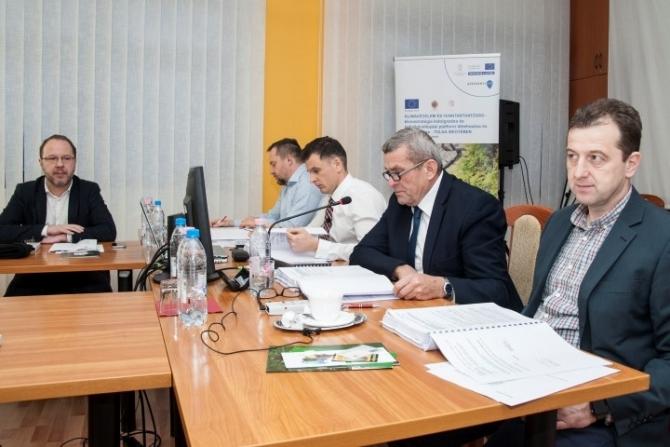 Évnyitó ülést tartott a megyei közgyűlés