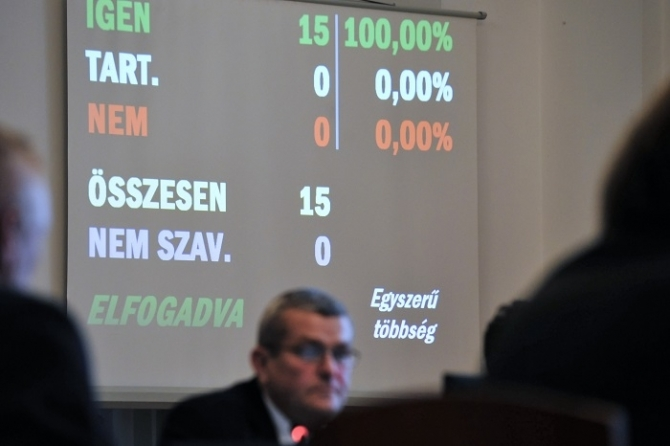 Költségvetésről és foglalkoztatás elősegítéséről döntött a közgyűlés
