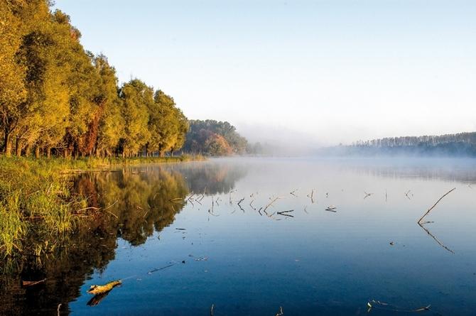 """Sió-projekt: a folyó, mint """"élő vízi út"""""""