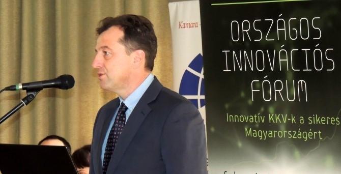Megyénkben köszöntöttük az Országos Innovációs Fórum résztvevőit