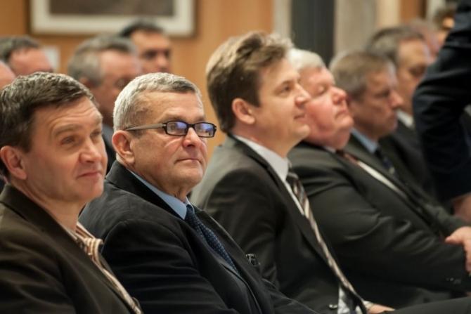 Mérnöknap: Fehérvári Tamás a megye partnerségéről biztosította a jelenlévőket
