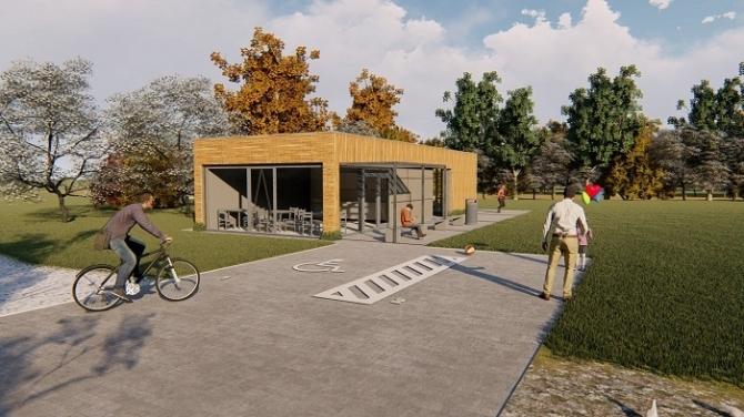 Mintegy 400 milliós kerékpáros fejlesztés kezdődik a Sión