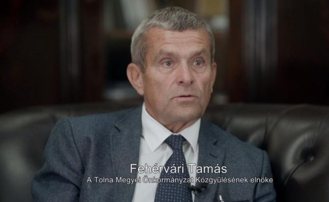 Tolna megye gyarapodott - VIDEÓ