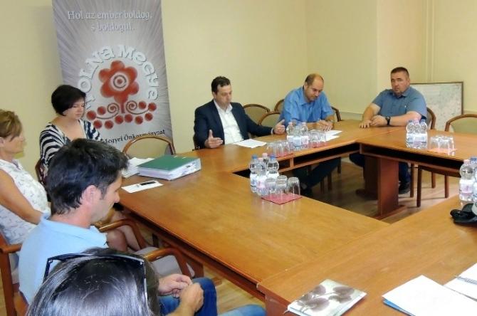 SIÓ PROJEKT: sor került az első konzorciumi ülésre