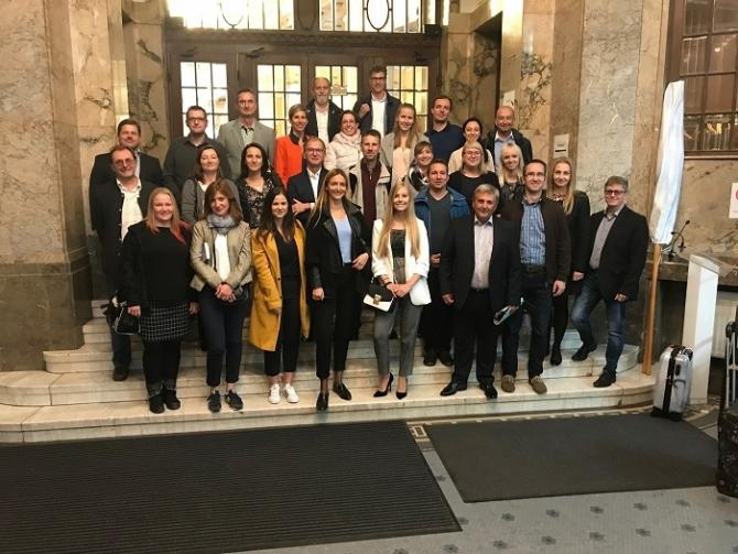 FIRECE projekt: partnertalálkozó és tanulmányút Budapesten
