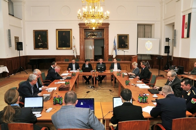 Az év utolsó ülését tartotta a megyei közgyűlés