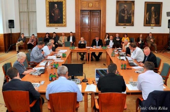 A Német Színház ügyét is tárgyalta a Közgyűlés