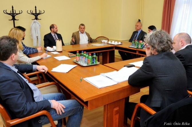 Ülésezett a Megyei Tervezéskoordinációs Testület