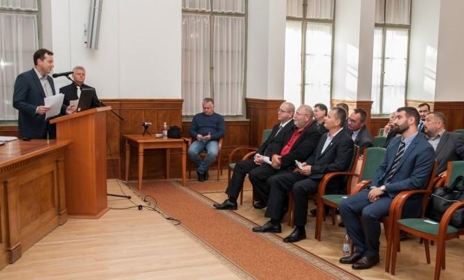 Ribányi József üdvözölte a példaértékű megyei bűnmegelőzési fórumot